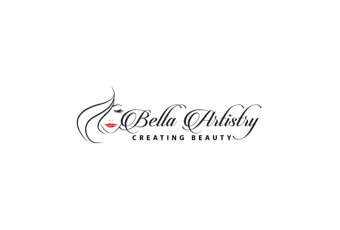 Bella Artistry Mobile Make Up and Hair for Special Occasions Logo